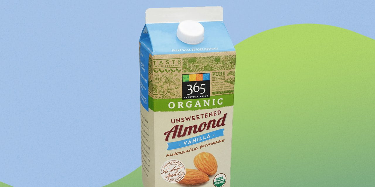 The Best Almond Milk You Can Buy: Whole Foods 365 Everyday Value, Unsweetened Vanilla
