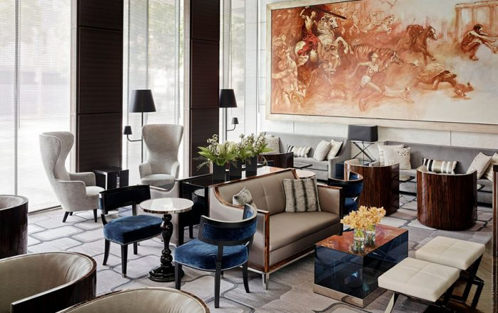 The St. Regis San Francisco offers Family Holiday Traditions in Comfort