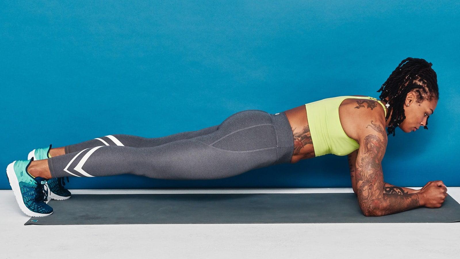 Upper-Body Dumbbell Strength Workout