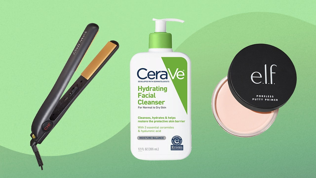 Walmart Best-Selling Beauty Products 2019: Chi, Neutrogena, Differin, and More