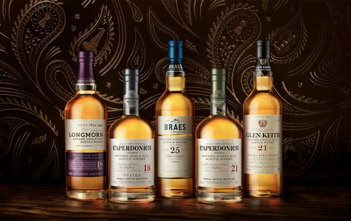 Chivas Brothers unveils exclusive Speyside Whisky collection