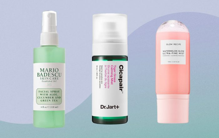 I'm a Beauty Editor and These Are the 5 Face Mists I Keep at My Desk at All Times