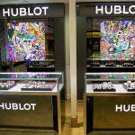 Little Switzerland Opens New Hublot Shop in Nassau Bay Street Store
