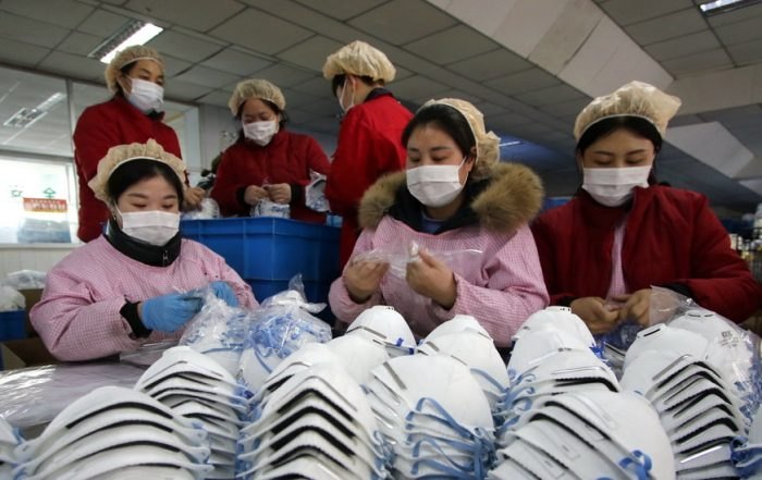 Many in China Wear Them, but Do Masks Block Coronavirus?