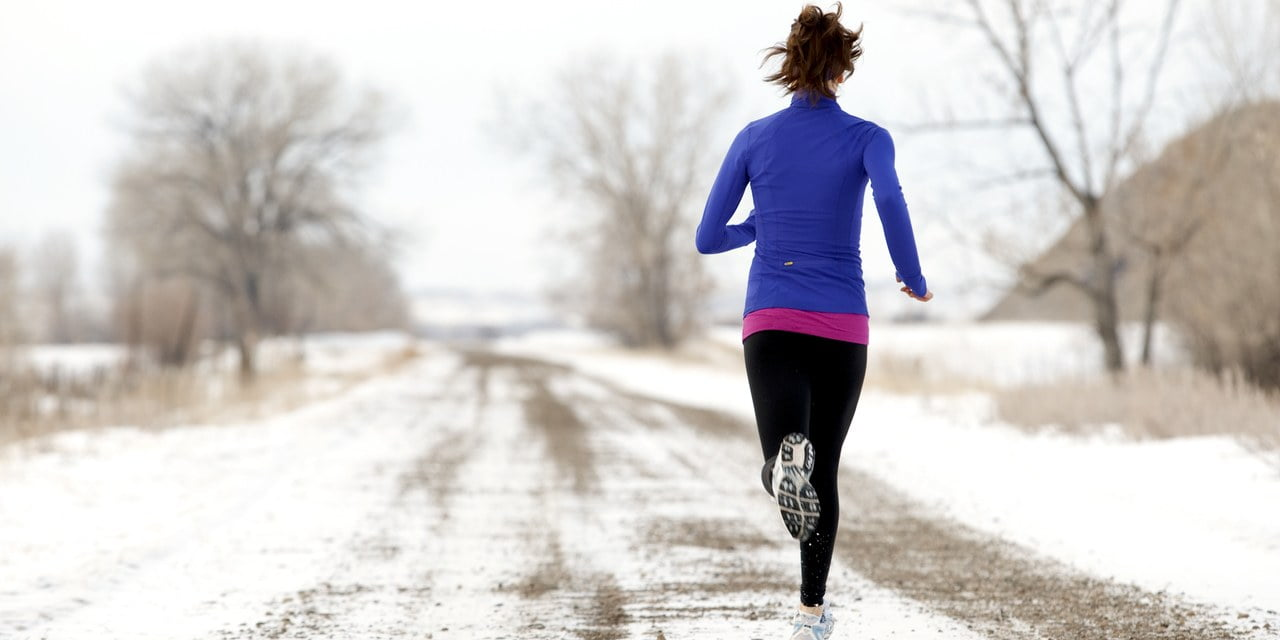 Running in Cold Weather Tips: How to Run Outside in the Winter