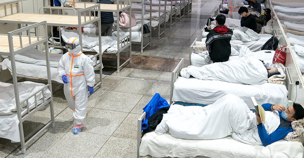 Huge Shelters for Coronavirus Patients Pose New Risks, Experts Fear