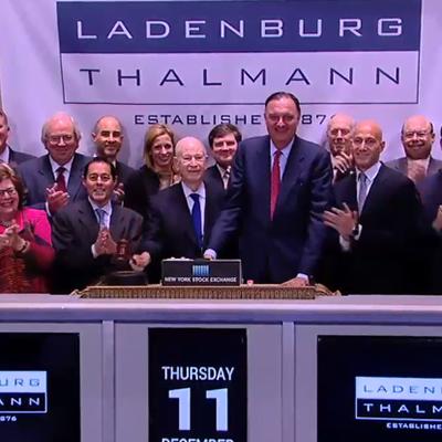 Sources: Advisor Group Acquisition of Ladenburg Thalmann Imminent