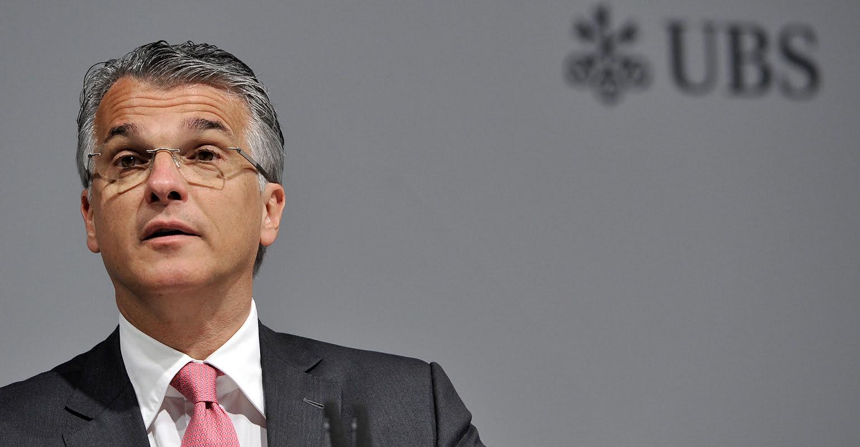 UBS Has Begun Search for a Successor to CEO Sergio Ermotti