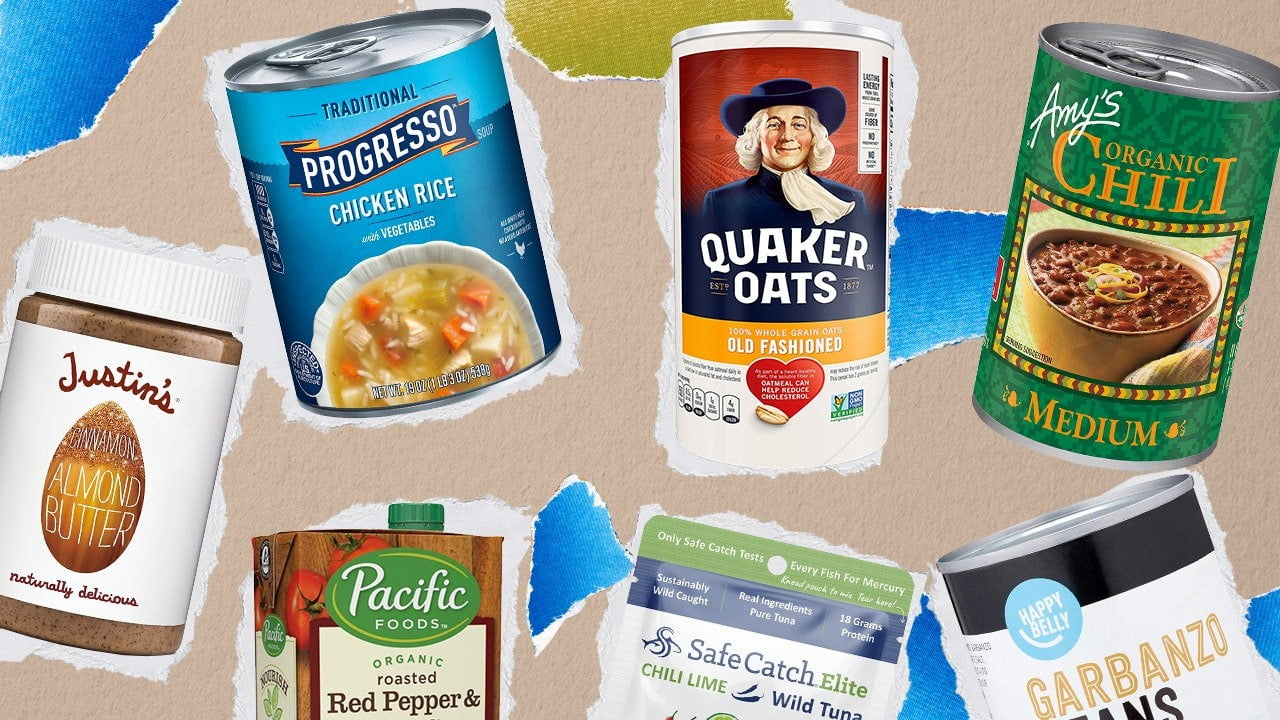 21 Shelf-Stable Foods for Your Emergency Food Supply