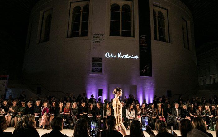 Celia Kritharioti's Spring/Summer '20 fashion Collection