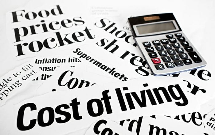 What to Do When Cost of Living Increases