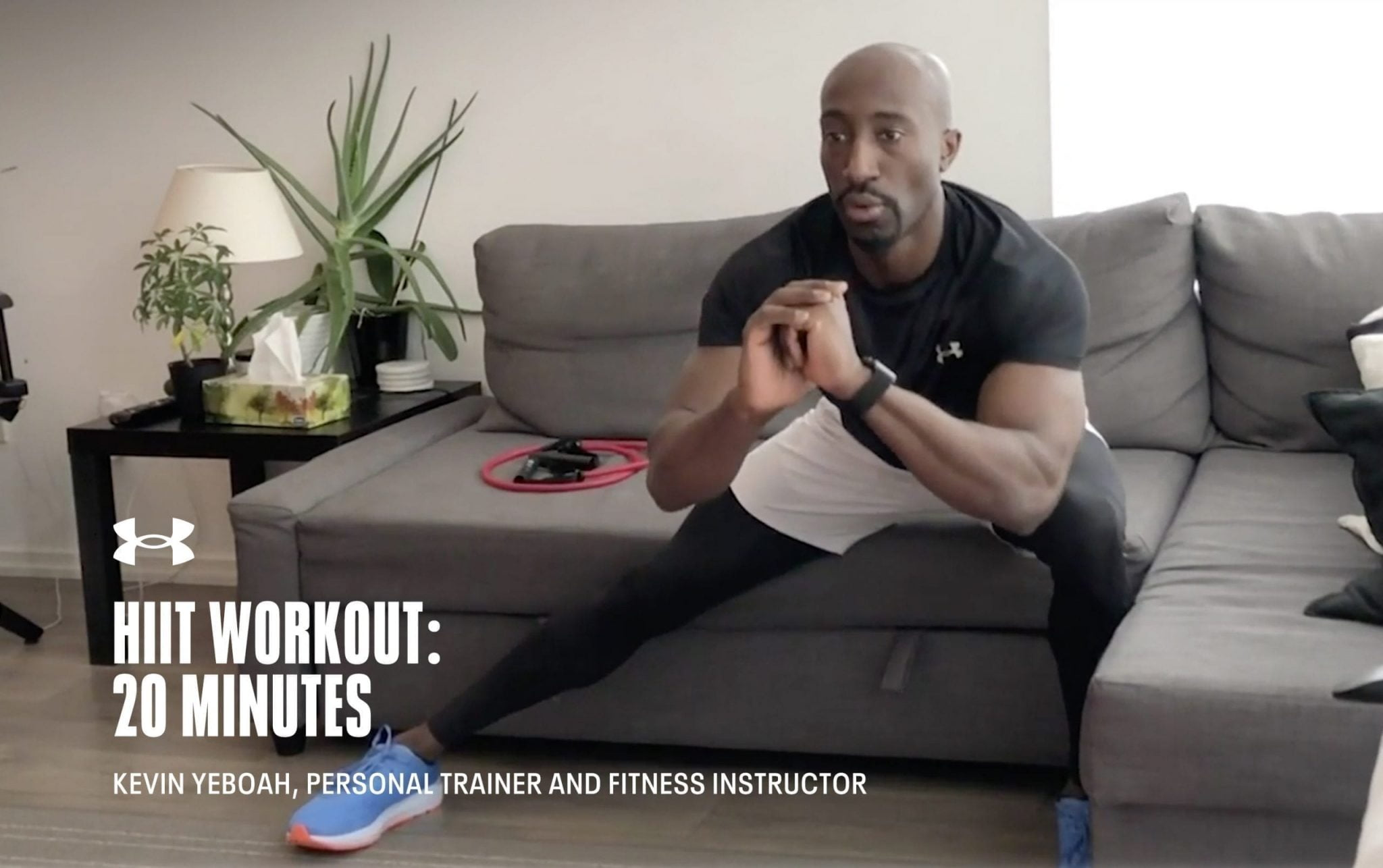 20 Minute Circuit with Kevin Yeboah