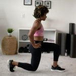 20 Minute HIIT Workout with Ariel Belgrave