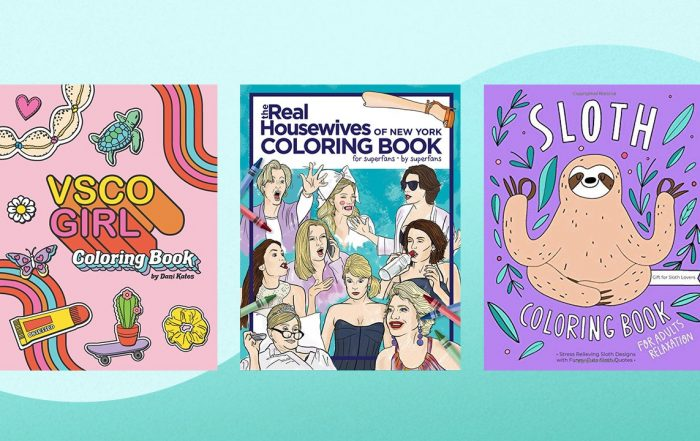 21 Adult Coloring Books to Help You Relax and Unwind in 2020