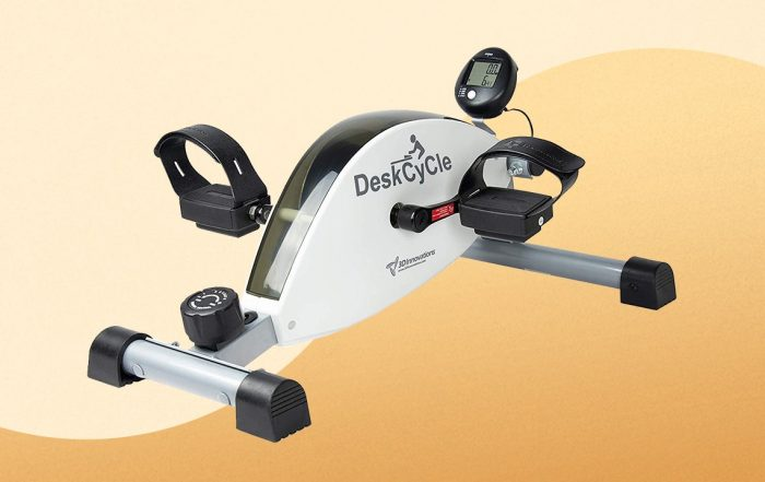8 Best Under-Desk Ellipticals & Bikes to Keep You Moving in 2020