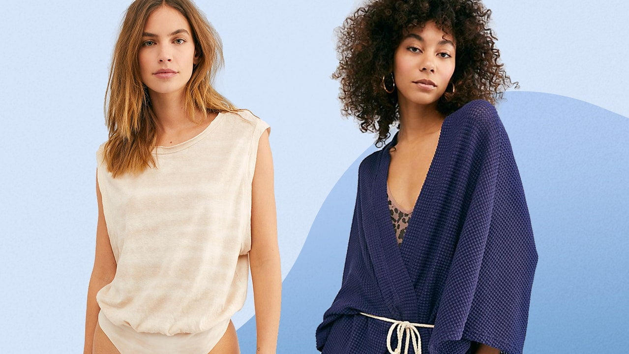 Free People Spring Sale 2020: Loungewear, Activewear, More