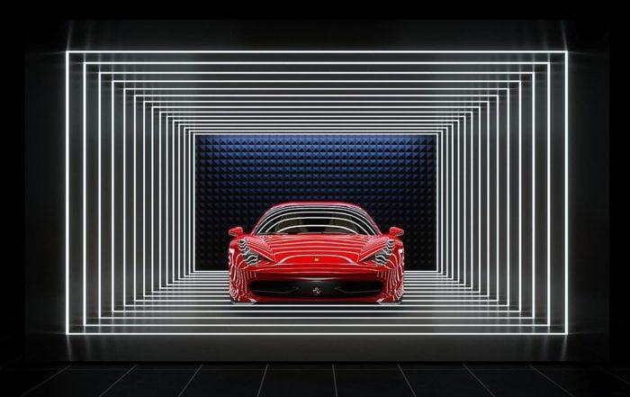 The Supercar Capsule High-End Car Garages