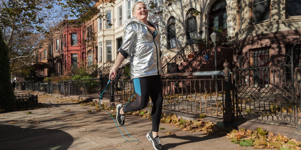 This Jump Rope Workout Might Become Your New Favorite At-Home Cardio Routine
