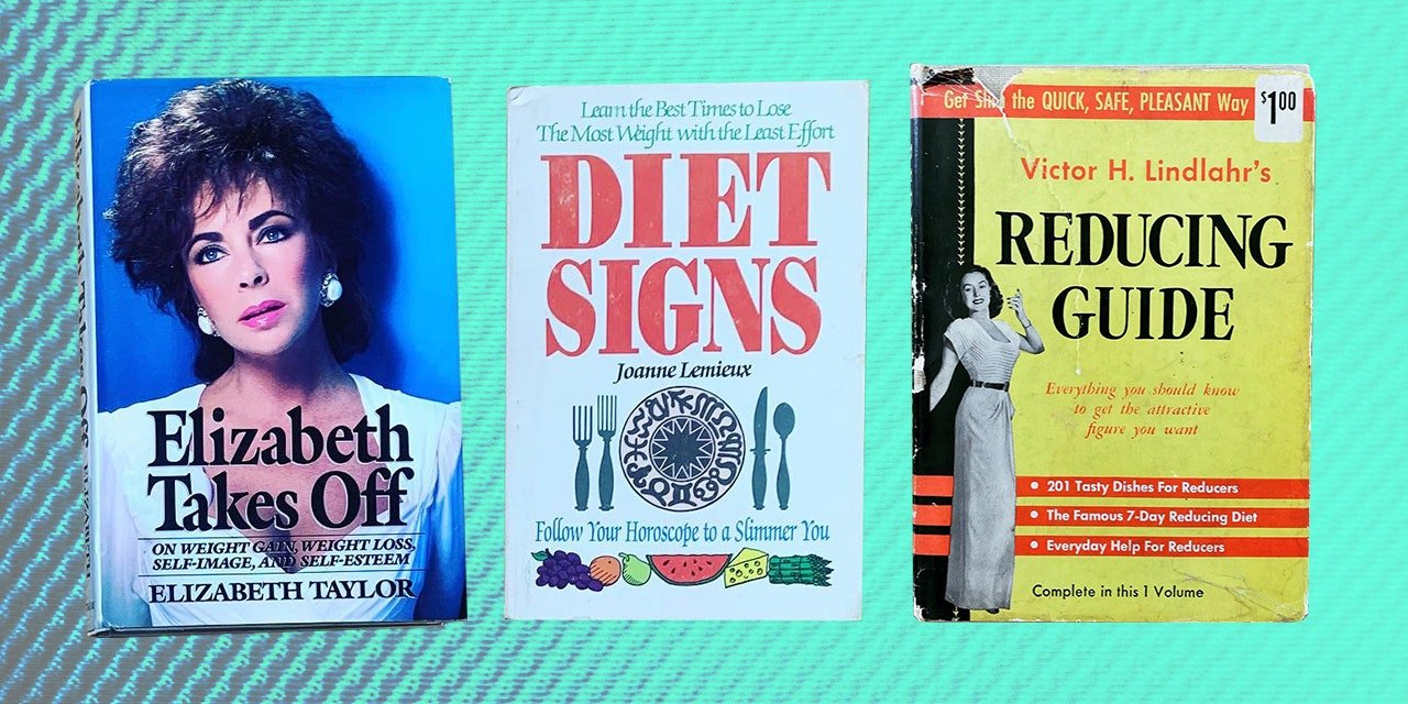 Vintage Diet Books are My Favorite Thing to Collect and I'm a Fat Activist