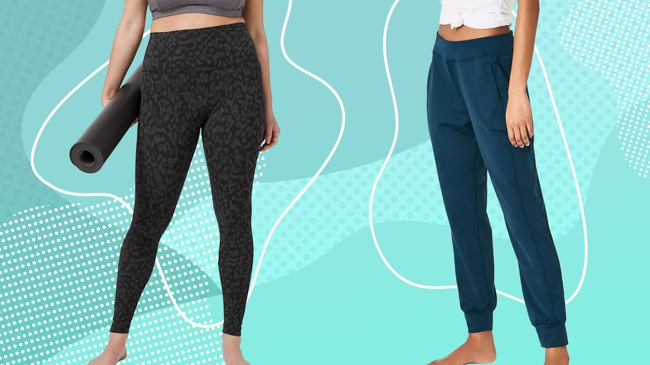 15 Best Yoga Pants in 2020 for Lounging and Exercising