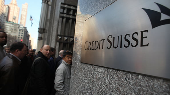Credit Suisse to Review Lending to Clients at Wealth Unit