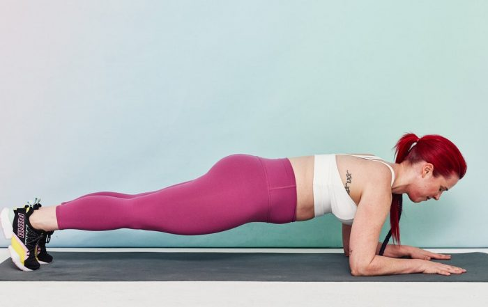 How to Do a Plank With Proper Form