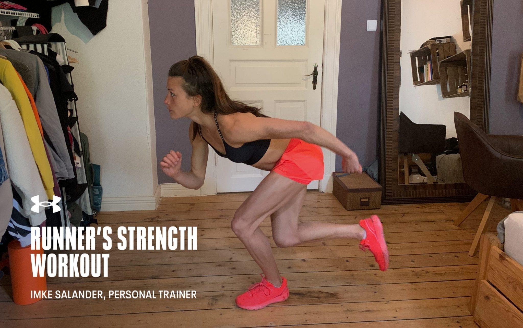 Runner's 30 Minute Strength Workout