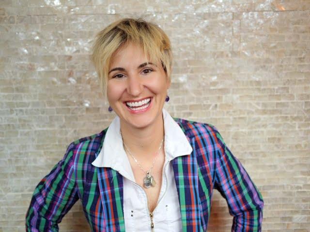 Spiritual Guru Cristina Dam Seeks to Heal The World