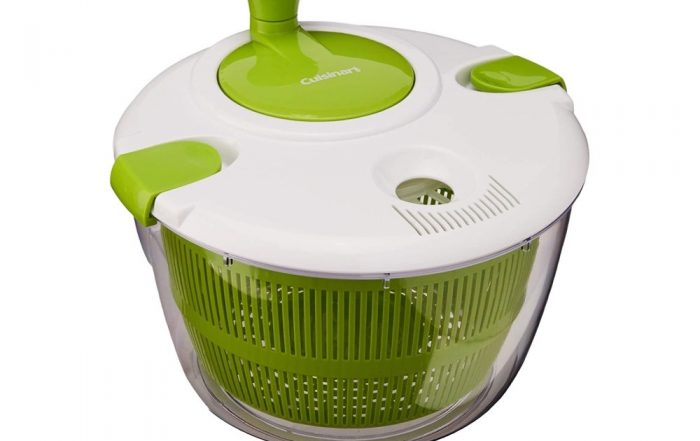 This Salad Spinner Is Perfect for Washing Your Underwear