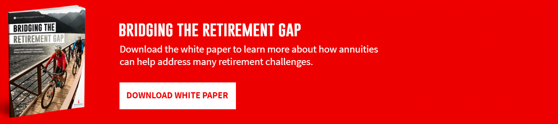 Bridging the Retirement Gap