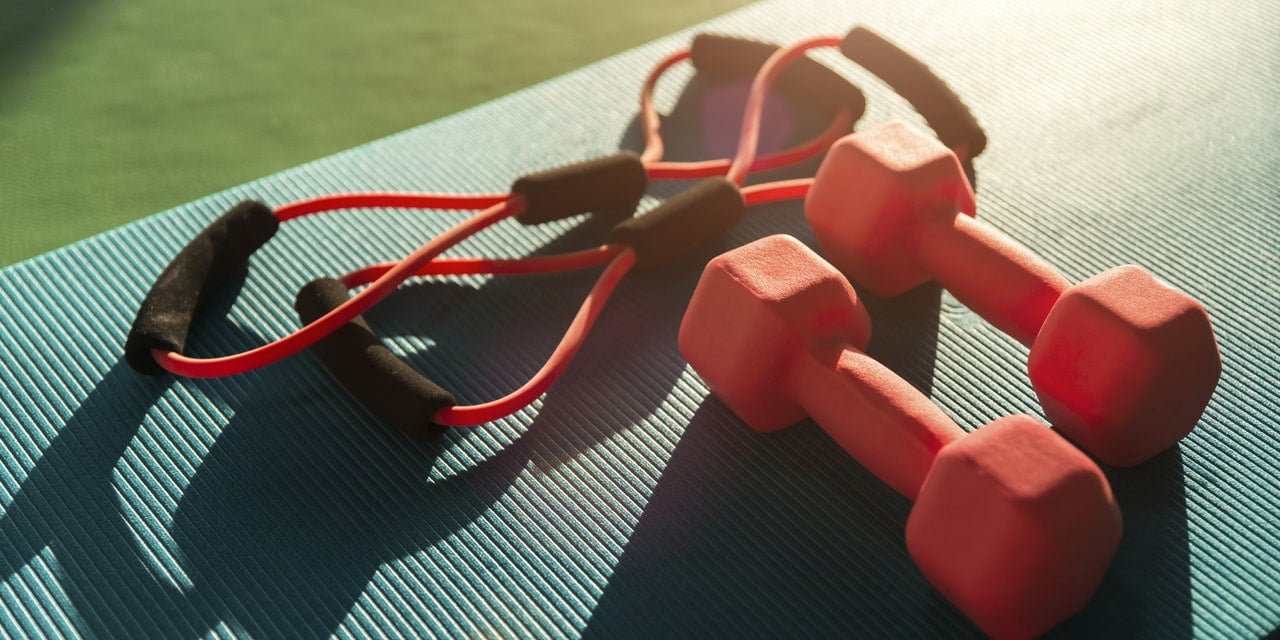 How to Start Working Out With Weights at Home