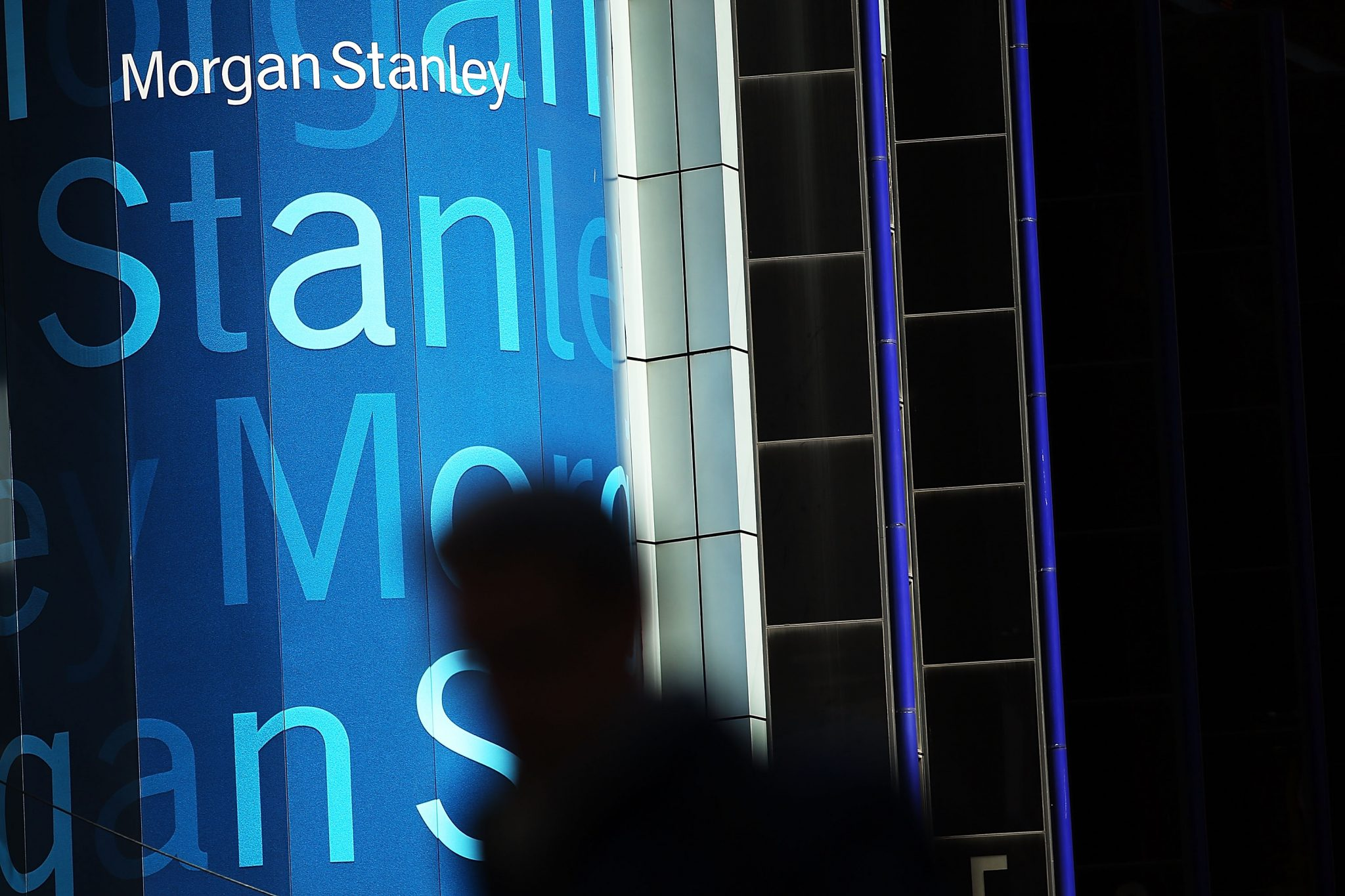 Morgan Stanley Sued for Race Bias by Former Head of Diversity