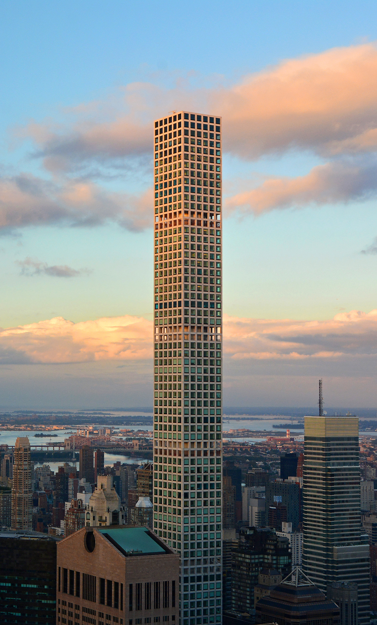 Top 6 Luxury Buildings in the World