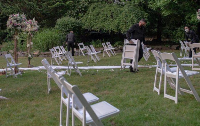 Weddings as a Coronavirus Super-Spreader Worry