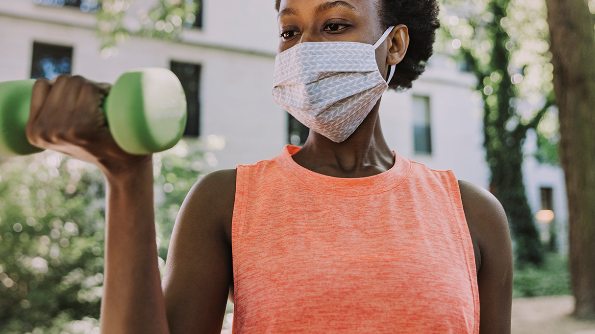 12 Breathable Face Masks That Are Ideal for Hot, Sweaty Days