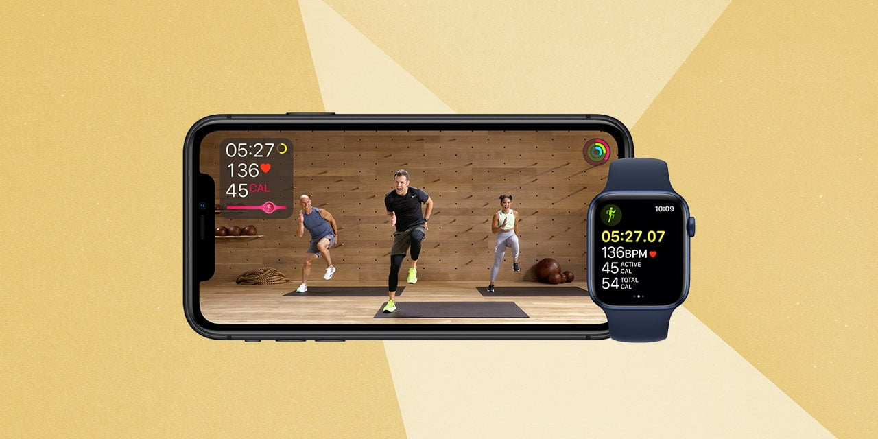Apple Announces Fitness+, Its Own Streaming Workout Platform