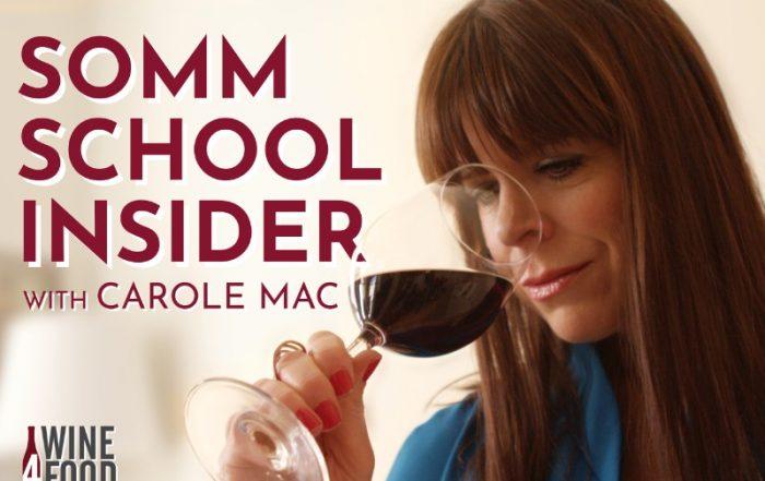 Carole Mac: A Sommelier's Journey
