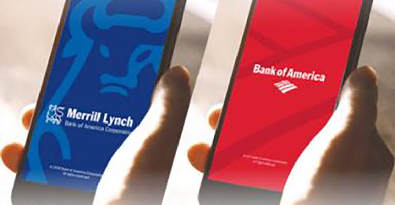 Merrill Lynch Clients Can Now Trade Within BofA App