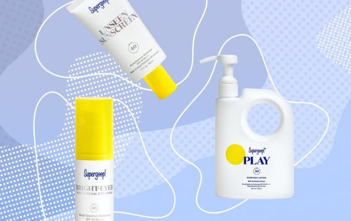 Supergoop Friends and Family Sale 2020: 11 Must-Have SPF Products