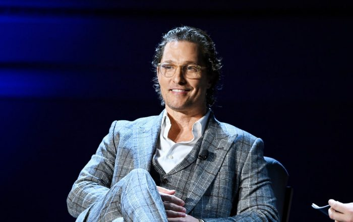 Matthew McConaughey Says His Dad Died During Sex