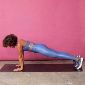 This 3-Move Chest Workout Will Help You Build Push-Up Strength
