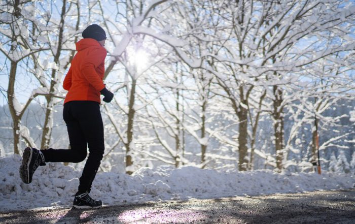 Gear Up for Cold Weather Running