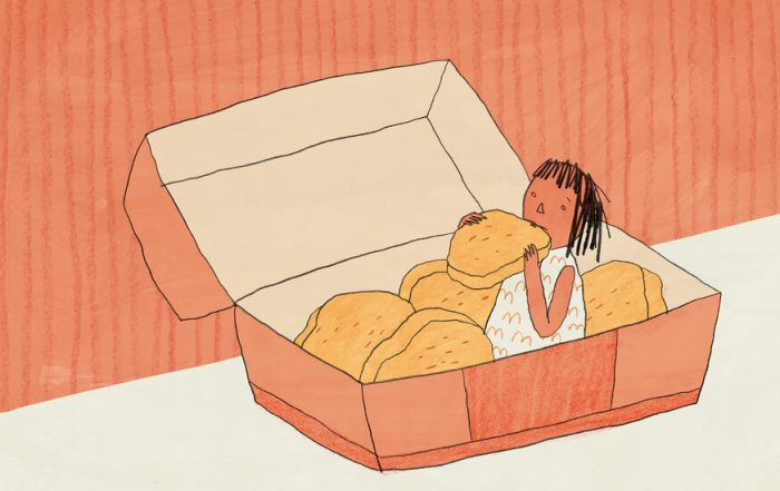 Modern Love: Junk Food Was Our Love Language