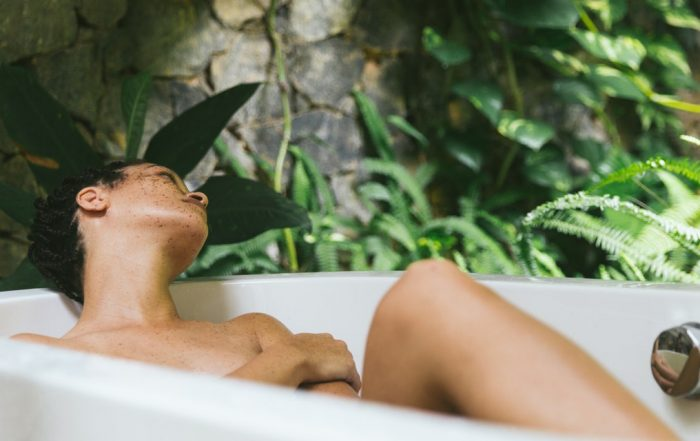 Taking a Luxurious Bath Won't Change the World—But It Made Me Feel a Little Better