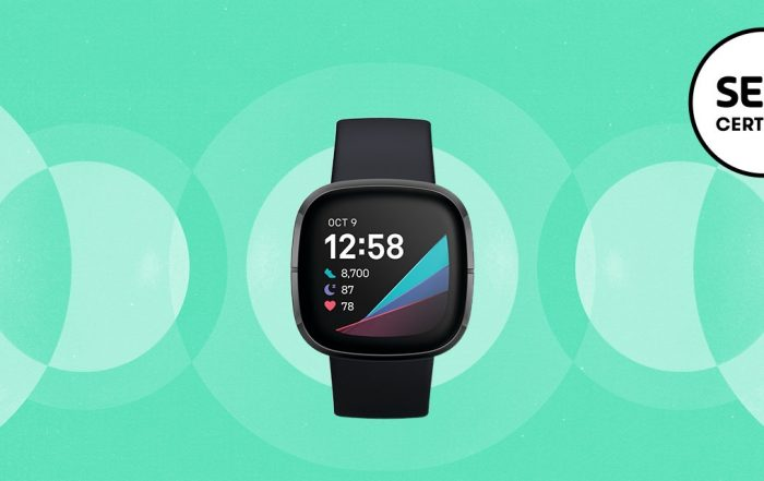 The New Fitbit Sense Tracks Way More Than Just Your Workouts