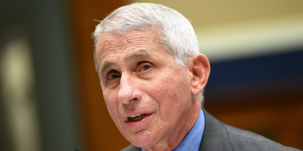 Dr. Fauci Made the 'Painful' Choice Not to See His Kids for Christmas This Year