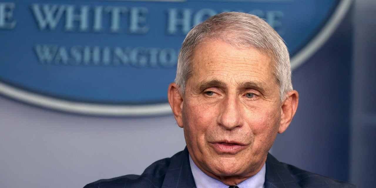 Dr. Fauci Thinks Even This Number of People Is 'Too Much' for a Holiday Gathering