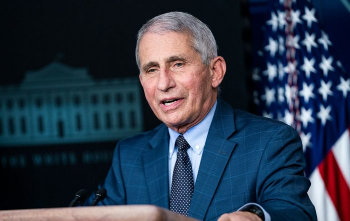 Dr. Fauci's Biggest COVID-19 Vaccine Worry Is That People Won't Get It