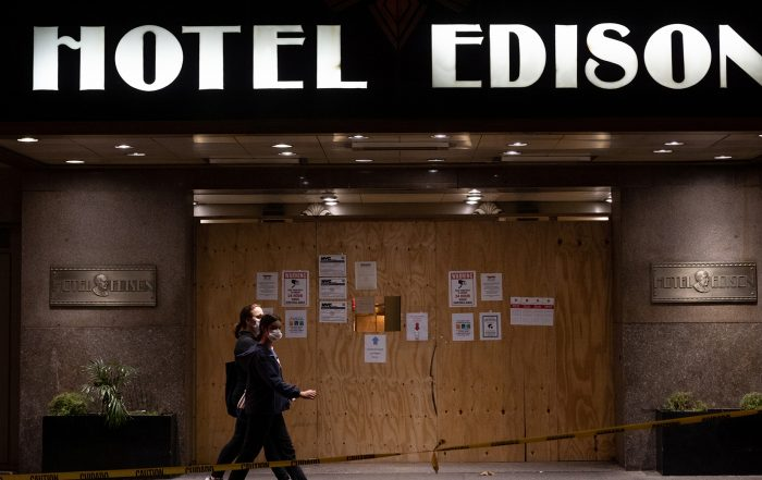 Hotels Buyers and Sellers Remain Deadlocked