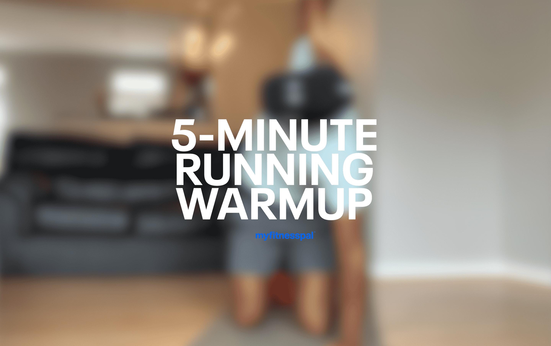 5-Minute Running Warmup